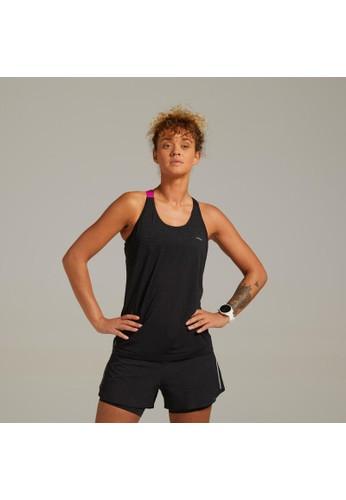 Decathlon CARE BREATHABLE RUNNING TANK TOP/PINK - 8604408 32B3CAA347BDB3GS_1