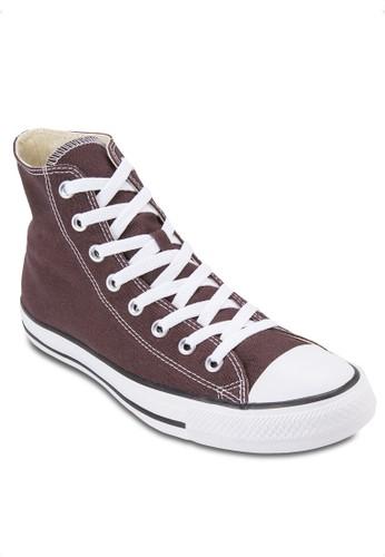 Chuck Taylor esprit高雄門市All Star 高筒運動鞋, 女鞋, 鞋