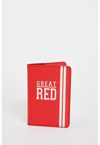 DeFacto red Women Wallet DF57FACFF1C4A3GS_1