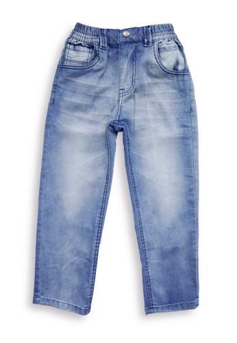 Crocodile blue Crocodile DNIM Light Wash 970 - Celana Jeans Anak Junior 9B759KAE9F19AEGS_1