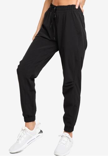 Lorna Jane black Slim Fit Active Pants AB418AA6CFAF3DGS_1