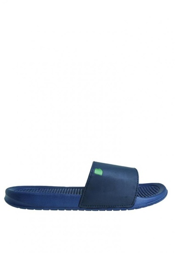 BENCH blue Rubber Slippers BE550SH0KFQCPH_1