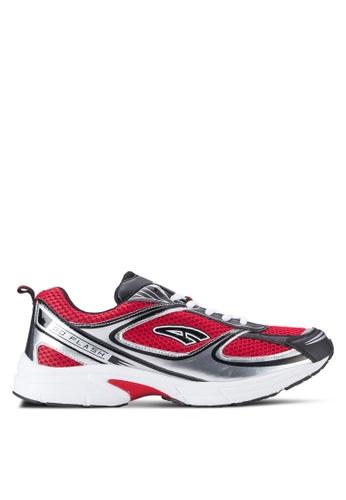 AMBROS white Go Flash Sneakers AM821SH67RUEMY_1