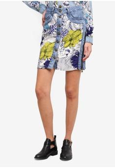 10cc55816 Shop Desigual Skirts for Women Online on ZALORA Philippines