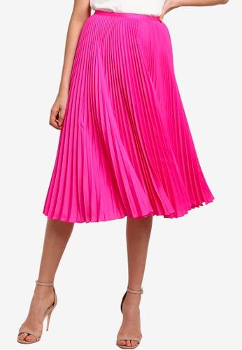 polo ralph lauren pink Rese Skirt A0659AABCE1989GS_1