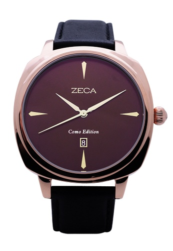ZECA pink and silver and gold Como Edition Couples Analogue ZE260AC60SLVSG_1