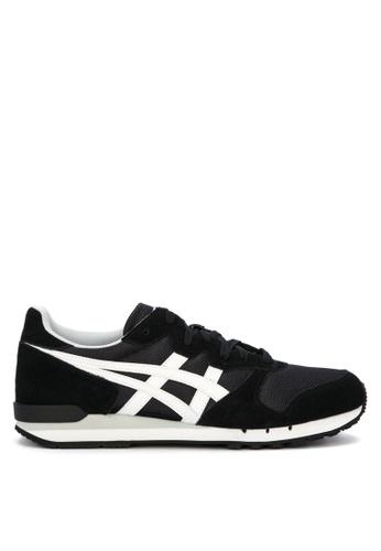 Onitsuka Tiger black and multi Alvarado Sneakers 2B8CASH2544FE2GS_1