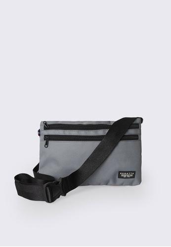 REGATTA grey Messenger Bag A50AFACAD2279EGS_1