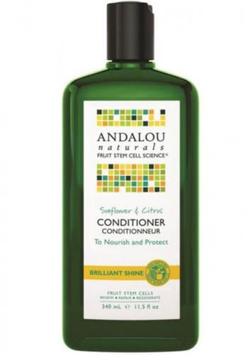 Andalou Naturals Sunflower & Citrus Brilliant Shine Conditioner AN136BE43OYMSG_1