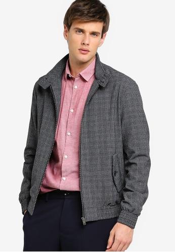 attractive price innovative design buy best Harrington Dark Blue Jacket