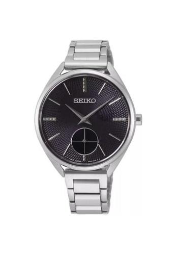 SEIKO silver SEIKO GENERAL SRKZ51P1 ANNIVERSARY SPECIAL EDITION WOMEN'S WATCH 0BD58AC83DCC6BGS_1
