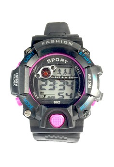 Sports Digital Wrist Watch