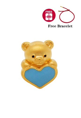 LITZ gold [Free Bracelet] LITZ 999 (24K) Gold Charm EPC0503 (1.43G) BCE93ACE5528C3GS_1