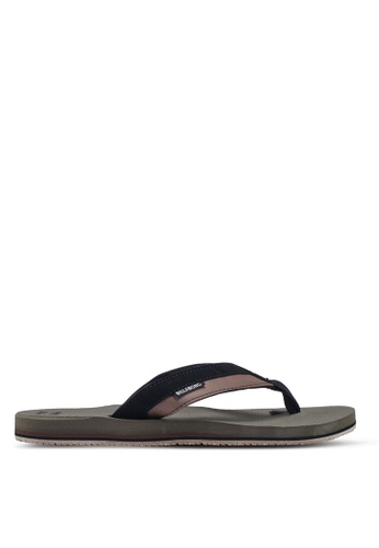 Billabong green All Day Impact Sandals 3742ESHADF02ADGS_1