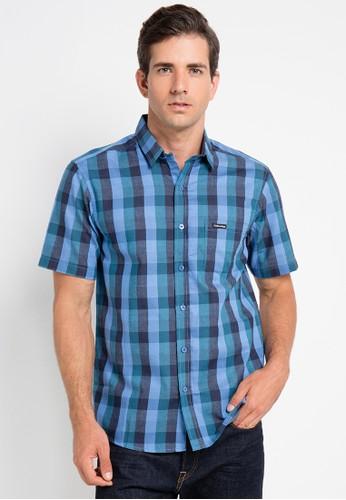 Cottonology blue Nino Shirt CO081AA0UT3UID_1