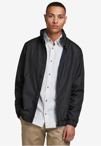 Jack & Jones black Cooper Jacket 5718BAA3E6CABAGS_1