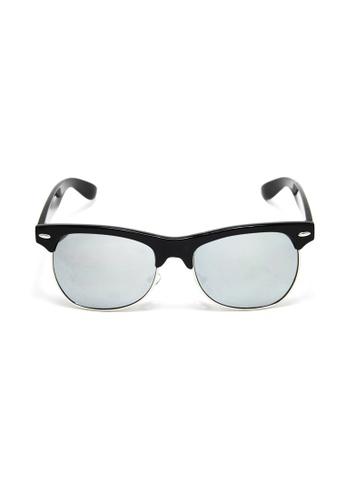 2i's to eyes black and silver 2i's Sunglasses - Sean S8 2I983AC73OZUHK_1