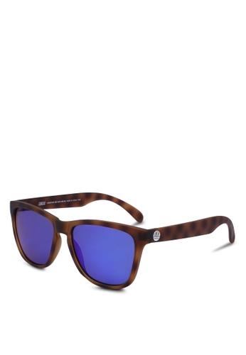 Sunski 藍色 Madrona Blue Sunglasses 60E0AGLC39EFA0GS_1