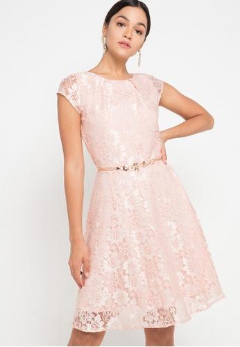 CHANIRA LA PAREZZA pink Hazel Dress 3EC91AA9F96716GS_1