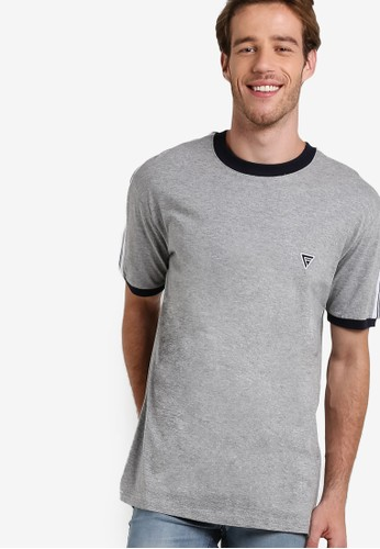 Factorie grey Strike Original Tee FA113AA35OUEID_1