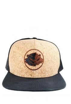 Cork Snapback Cap