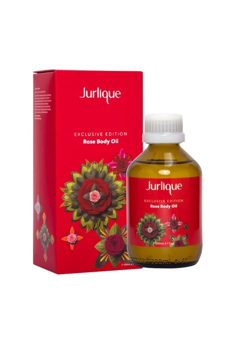 Jurlique Jurlique 新春限量版玫瑰按摩油 200ml
