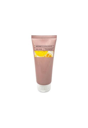 MARKS & SPENCER pink M&S Pink Grapefruit & Watermelon Hand Cream 100ml 471D5BEA57531BGS_1
