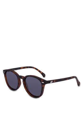 Le Specs brown Bandwagon 1502122 Sunglasses 8FA6BGL86C5028GS_1