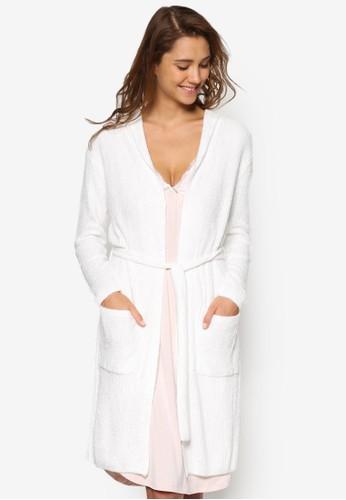 Lush 簡約連帽睡袍, 服飾, 服esprit童裝門市飾