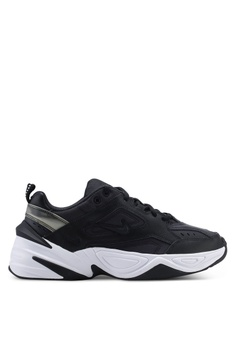buy online 8986a 978f9 Nike black Women s Nike M2K Tekno Shoes 0B86BSH3933F1DGS 1