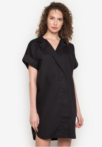 6317e36f8e709 Shop ccicci Olivia Drop Shoulder Dress Online on ZALORA Philippines