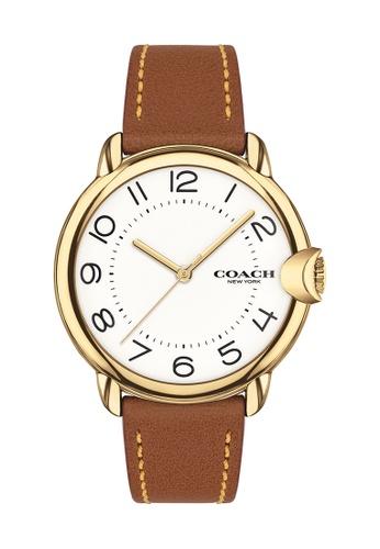 Coach white Coach Arden White Women's Watch (14503607) 96798AC77E7FAEGS_1