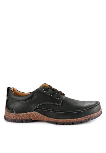 Andre Valentino black Mens Shoes 40011Za 9725DSH35080CEGS_1