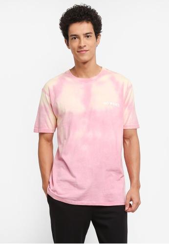 Factorie 多色 暈染短袖T恤 B3C76AA49AF7C7GS_1