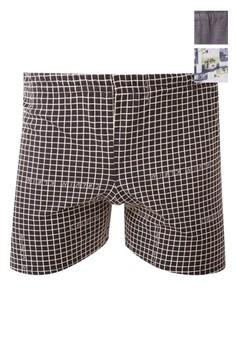 Stefan Boxer Shorts 3 in 1 Pack