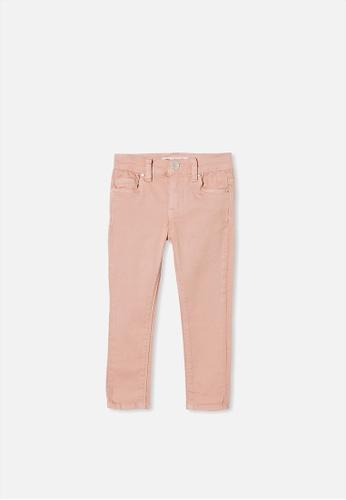 Cotton On Kids pink Drea Jean EF387KA14F6C56GS_1