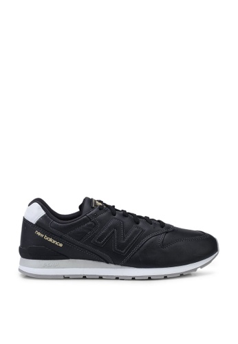New Balance black Classic 996 Shoes 95AB1SHCC95A02GS_1