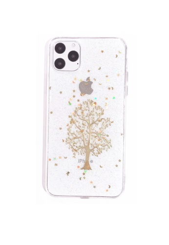 Kings Collection gold Glitter Golden Tree iPhone 11 Pro Case (KCMCL2179) 6CD93ACA52EB5EGS_1