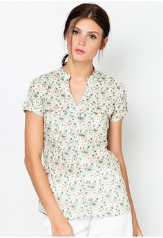 Adalyn Short Sleeves Top