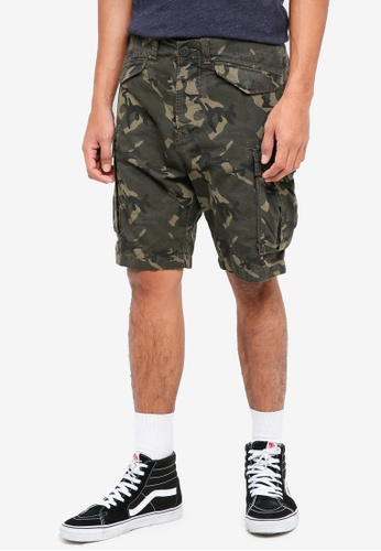 Superdry multi Core Lite Ripstop Cargo Short 64EE9AAA23BF8BGS_1