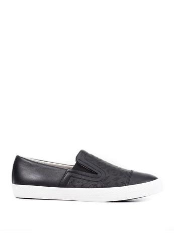 Geox black D Giyo Sneaker DA4BESH14C5A0AGS_1