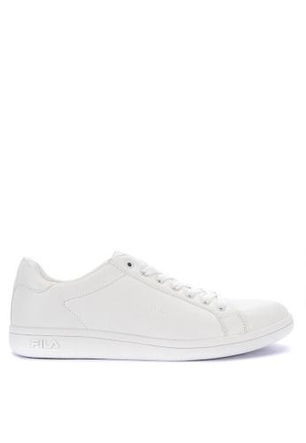 Fila white Fc Conrad Lifestyle Sneakers 13ACFSH266C486GS_1