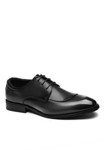 Twenty Eight Shoes Basic Business Leather Oxford Shoes 355-1 47E56SH2462400GS_1