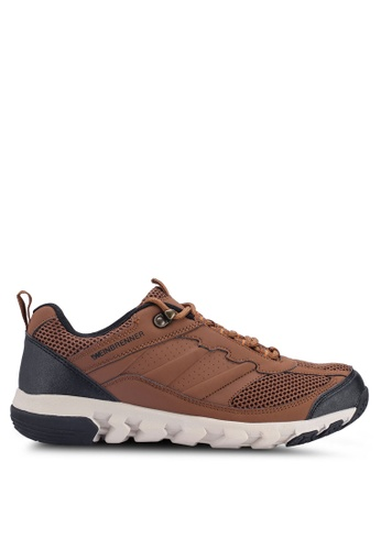 Weinbrenner brown Hiking Shoes 08626SHBB14791GS_1