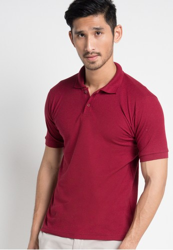 Tolliver red Polo Shirts TO631AA29KOSID_1