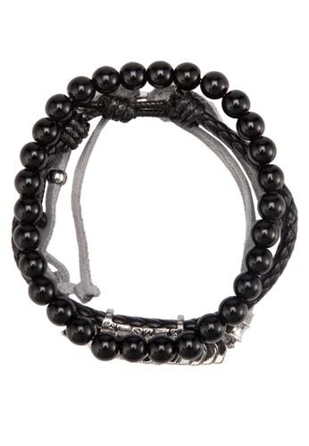 Haigollaesprit專櫃n 三入手環組合, 飾品配件, 飾品配件