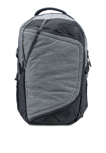 The North Face grey Hot Shot Backpack ABD9DAC23CCC6AGS_1