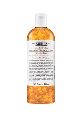 Kiehl's Calendula Herbal-Extract Toner 500ml Alcohol-free - LANE BEAU PLAZA 6C37DBE6124EE0GS_1