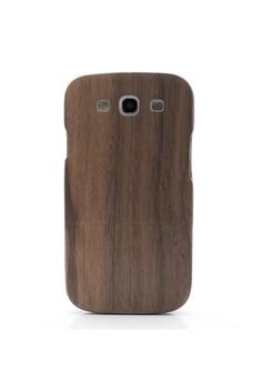 Genuine Wood Full Cover for Samsung S3