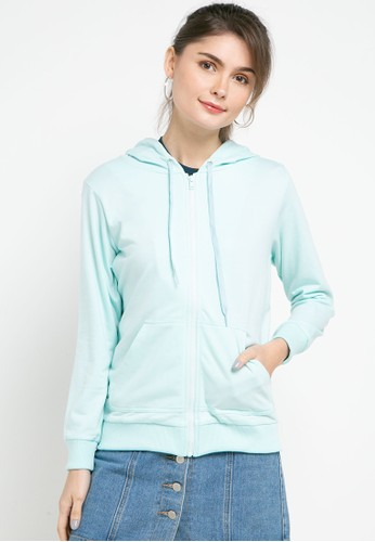 Tolliver blue Hoodies With Zipper A9FE0AA876FAE6GS_1